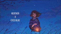 lirik lagu eyes blue dan terjemahannya